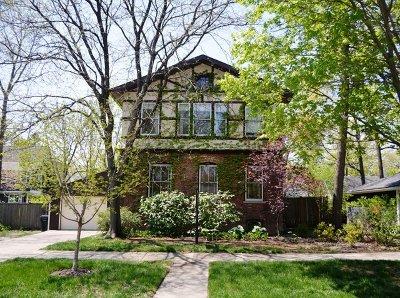 Winnetka Single Family Home For Sale: 598 Birch Street