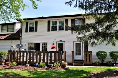 Frankfort Condo/Townhouse Contingent: 7748 West Almond Court