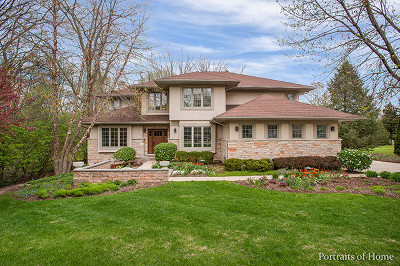 Glen Ellyn Single Family Home Contingent: 920 Sheehan Avenue