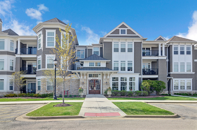 Hinsdale Condo/Townhouse For Sale: 8 East Kennedy Lane #307