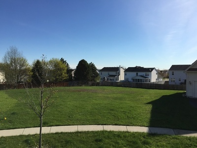 Lake In The Hills Residential Lots & Land For Sale: 4740 Saginaw Street