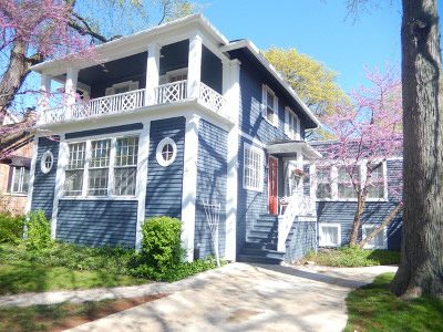 Wilmette Single Family Home For Sale: 1724 Highland Avenue