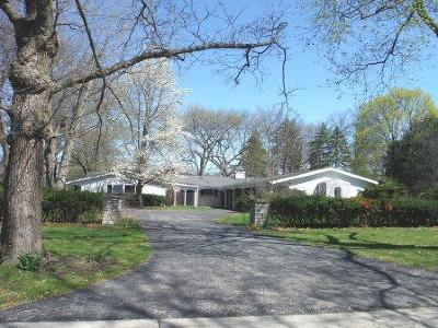 Lake Forest Single Family Home Contingent: 930 Castlegate Court
