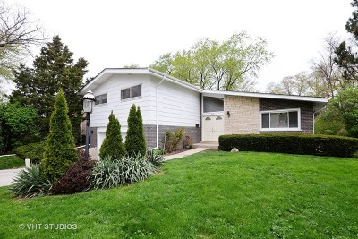 Wilmette Single Family Home For Sale: 2150 Old Glenview Road