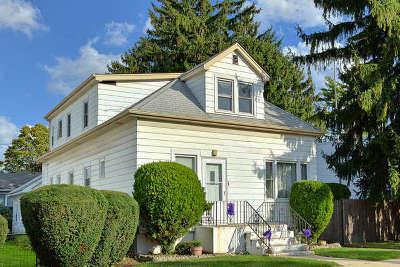 Chicago Multi Family Home For Sale: 6457-61 North Newark Avenue