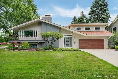 Cress Creek Single Family Home For Sale: 833 Burning Tree Lane