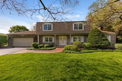 Glen Ellyn Single Family Home For Sale: 21w661 Glen Park Road