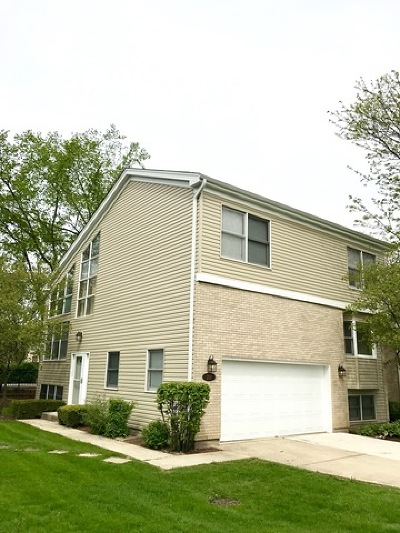 Wood Dale IL Condo/Townhouse For Sale: $229,900
