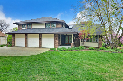 Oak Brook Single Family Home For Sale: 510 Forest Mews Drive