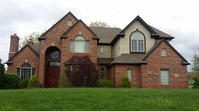 Crete Single Family Home For Sale: 24230 South Lakeside Trail