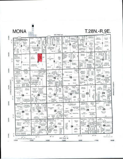 Residential Lots & Land For Sale: Sec 8 Twp 28n, R 9e