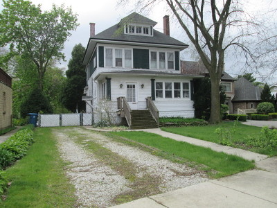 Elmhurst Single Family Home For Sale: 206 East South Street