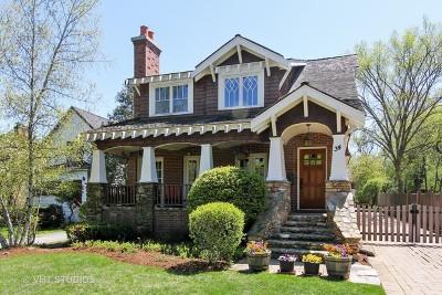 Lake Forest Single Family Home For Sale: 34 Washington Circle
