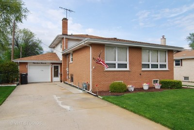 Berkeley Single Family Home Contingent: 5736 Rose Court
