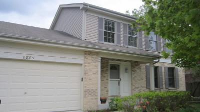 Woodridge Single Family Home For Sale: 8885 Dryden Street