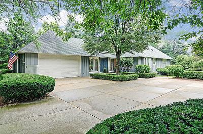 Burr Ridge Single Family Home For Sale: 1108 Laurie Lane