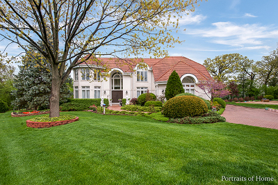 Oak Brook Single Family Home For Sale: 91 Livery Court