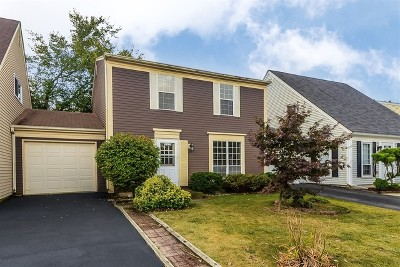 Warrenville Condo/Townhouse Re-activated: 29w471 Candlewood Lane #471