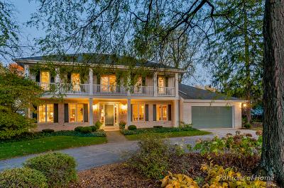Glen Ellyn Single Family Home For Sale: 75 Sunset Avenue