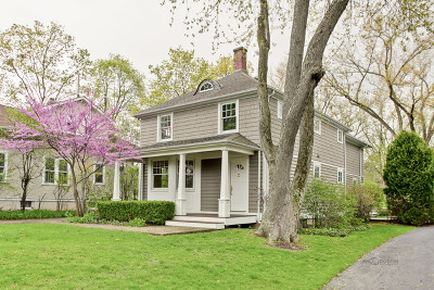 Lake Forest Single Family Home Contingent: 190 Washington Circle