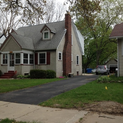Lansing IL Single Family Home Contingent: $128,900