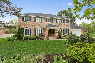 Oak Brook Single Family Home For Sale: 500 Forest Mews Drive
