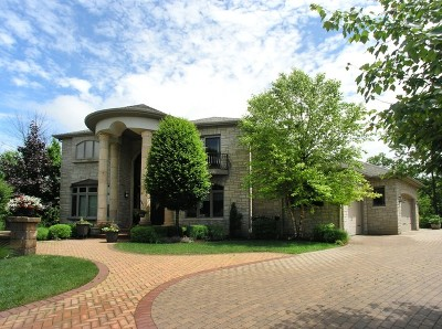 Glenview Single Family Home For Sale: 805 Wagner Court