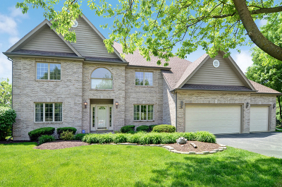 Willowbrook Single Family Home Price Change: 6816 Caitlin Court