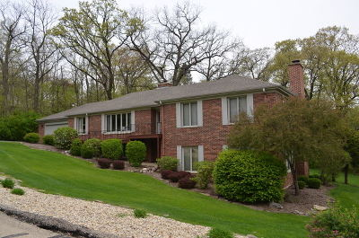 Sleepy Hollow Single Family Home Contingent: 1209 Timber Drive