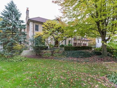 Glen Ellyn Single Family Home For Sale: 645 Riford Road