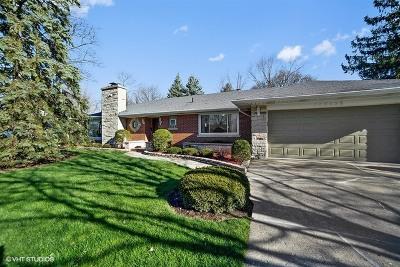 Bensenville Single Family Home Contingent: 16w638 Red Oak Avenue