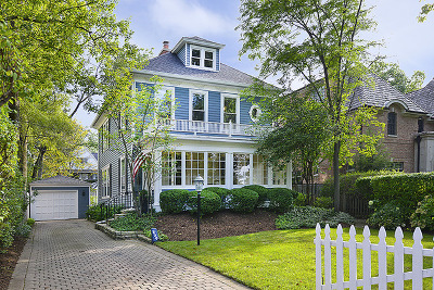 Winnetka Single Family Home Contingent: 830 Tower Road