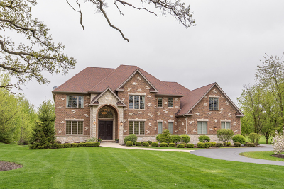 St. Charles Single Family Home Contingent: 36w298 Oak Pointe Drive