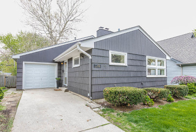 Downers Grove Single Family Home Contingent: 4532 Highland Avenue