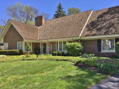 Oak Brook Single Family Home For Sale: 20 Concord Drive