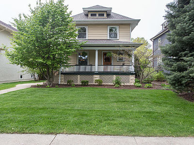 Oak Park Single Family Home Contingent: 719 North Kenilworth Avenue