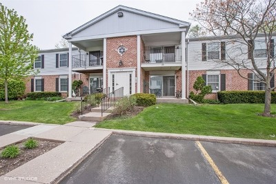 Crystal Lake Condo/Townhouse Contingent: 973 Golf Course Road #6