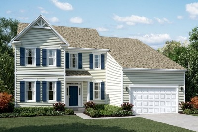 South Elgin Single Family Home Contingent: 841 Asbury Boulevard