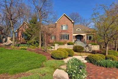Naperville Single Family Home For Sale: 2312 Hazel Court