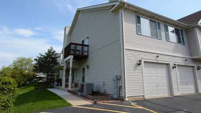 Fox Lake Condo/Townhouse For Sale: 608 Windsor Drive #608