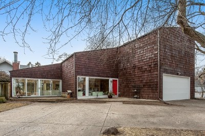 Wilmette Single Family Home For Sale: 427 Illinois Road