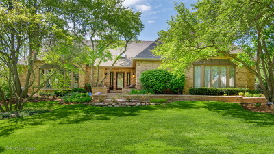 Wheaton Single Family Home For Sale: 502 Robinwood Lane