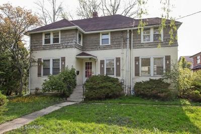 Winnetka Single Family Home For Sale: 381 Locust Street