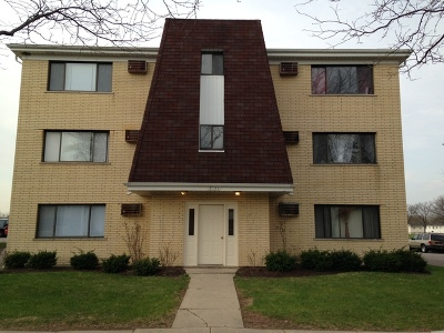 Hanover Park Multi Family Home For Sale: 2131 Narcissus Avenue