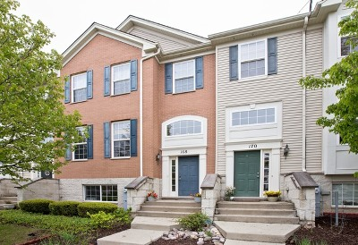 Gilberts Condo/Townhouse For Sale: 168 Willey Street