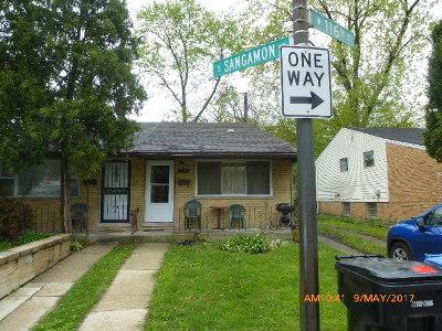 Chicago IL Condo/Townhouse Price Change: $40,000