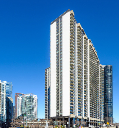 Chicago Condo/Townhouse Re-activated: 400 East Randolph Street #1530