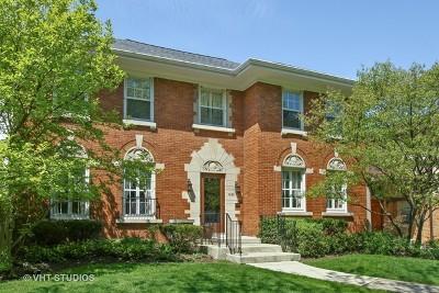 Oak Park Single Family Home For Sale: 1039 Woodbine Avenue