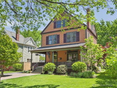 La Grange Single Family Home For Sale: 51 7th Avenue