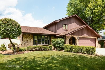 Orland Park Single Family Home Contingent: 15218 Bayberry Court